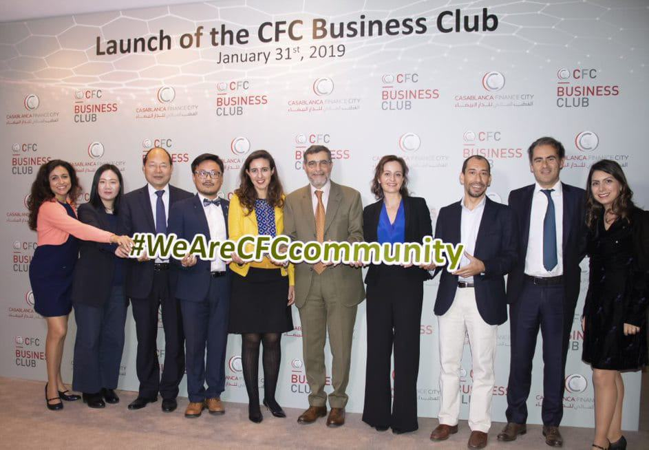 CFC Business Club Launch