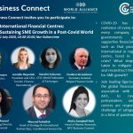 Webinar - International Financial Centers: Sustaining SME Growth in a Post-COVID World